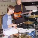Ryan Allen & Teacher Scott Moyer