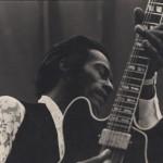 Chuck Berry up close