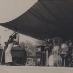 Full concert shot of Chuck Berry concert
